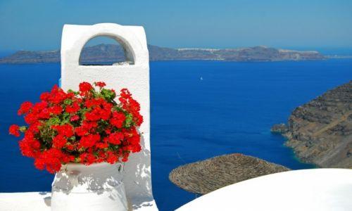 Zdjecie GRECJA / Santorini / Santorini / Santorini