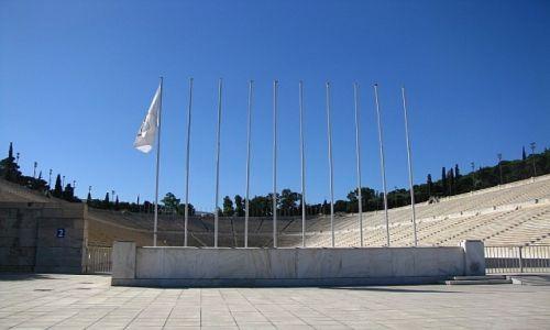 GRECJA / Ateny / Ateny / Stadion Panatenajski