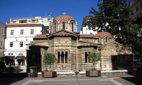 GRECJA / Ateny / Ateny / ulica Ermou