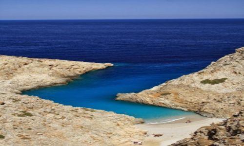 Zdjęcie GRECJA / Kreta / Chania / Seitan Limania