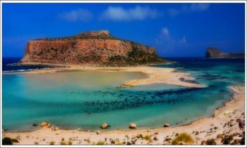 Zdjęcie GRECJA / Kreta / Balos / The Bajka