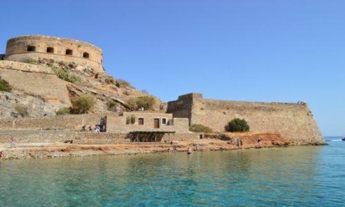 Zdjecie GRECJA / Kreta / Spinalonga / Spinalonga