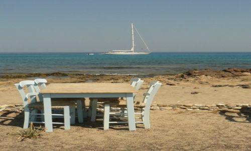 Zdjecie GRECJA / Wyspy Greckie / Chrisi Island / Konkurs