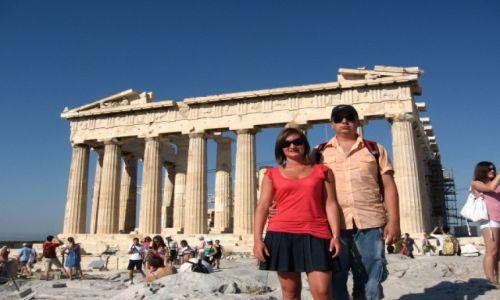 Zdjecie GRECJA / Ateny / Akropol / Akropol
