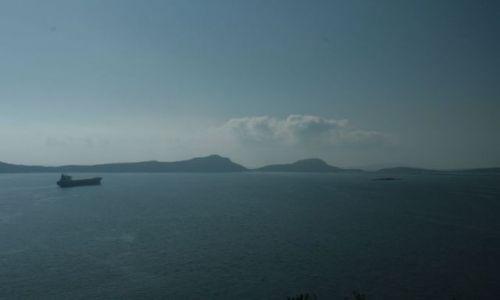 Zdjęcie GRECJA / Messenia / Pylos / Widok na zatokę Navarino