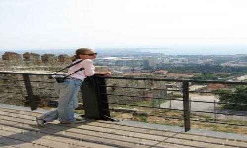 Zdjecie GRECJA / brak / Acropolis / wysoko...