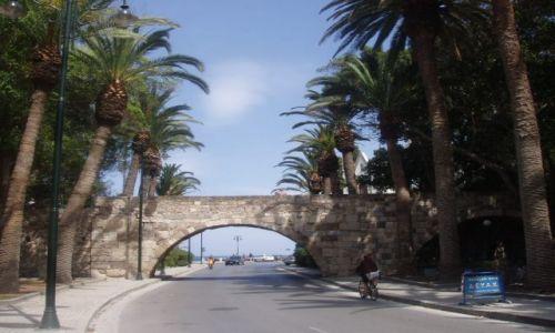 Zdjecie GRECJA / Wyspa Kos / Kos i okolice / Most