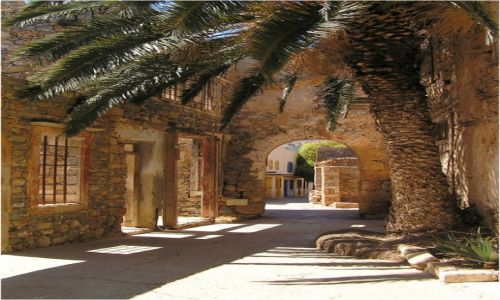 Zdjęcie GRECJA / KRETA / Spinalonga / Entrance