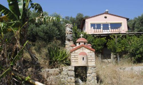 Zdjęcie GRECJA / Kreta / Chania / Greckie kapliczki