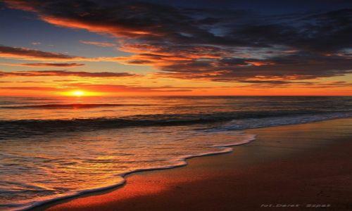 Zdjęcie GRECJA / Morze Egejskie / Nei Pori / poranek nad Chalkidiki