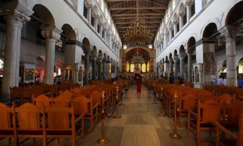 Zdjecie GRECJA / Macedonia / Saloniki / Kościół św. Demetriusza