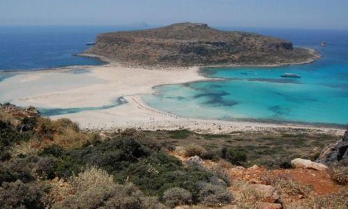 Zdjecie GRECJA / - / Kreta / Blue lagoone