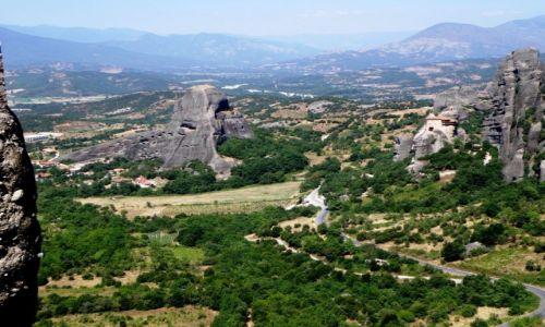Zdjęcie GRECJA / Środkowa Grecja / Okolice Kalampaka / Meteory 9