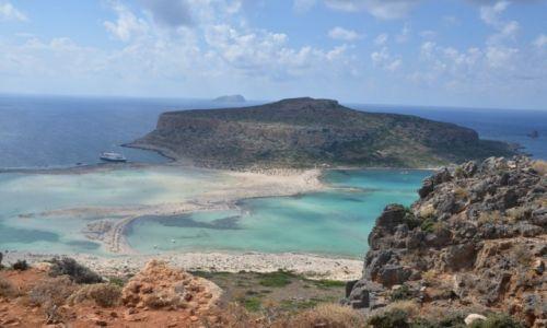 Zdjęcie GRECJA / Kreta / Balos / Balos