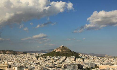 Zdjęcie GRECJA / Ateny / Akropol / Wzgórze Likawitos