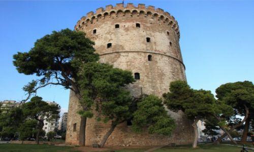 Zdjęcie GRECJA / Macedonia / Saloniki / Biała wieża