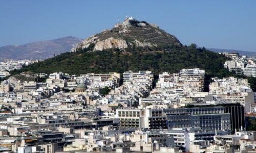 Zdjęcie GRECJA / Akropol / Ateny  / Wzgórze Likavitos