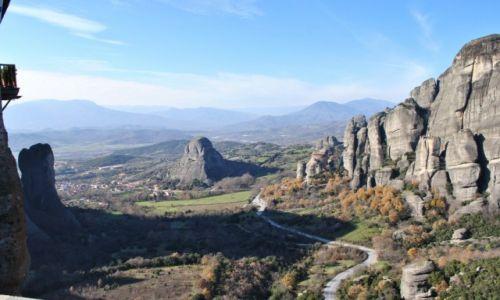 Zdjęcie GRECJA / Środkowa Grecja / Równina tesalska / Meteory