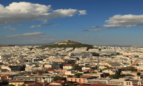 Zdjęcie GRECJA / Ateny / Ateny / Panorama Aten