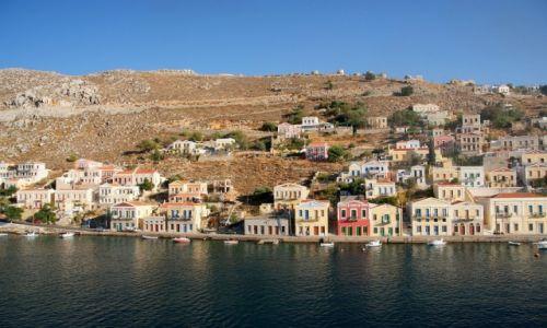 Zdjecie GRECJA / Symi / Symi / Greckie wyspy