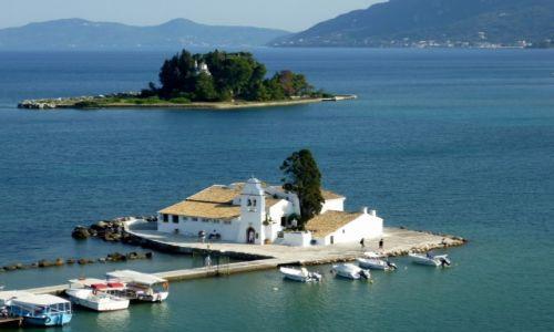 Zdjecie GRECJA / Korfu / Korfu / Mysia Wyspa