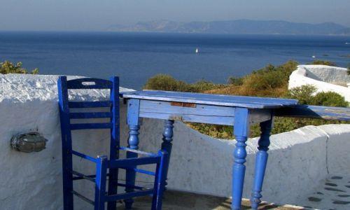 Zdjęcie GRECJA / Sporady północne / wyspa Skopelos / ... żeby gość się nie zasiedział ;)