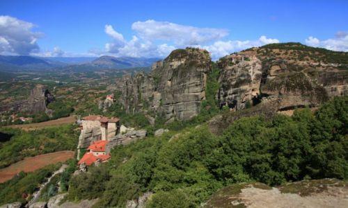 Zdjecie GRECJA / Tesalia / Kalambaka / Meteory