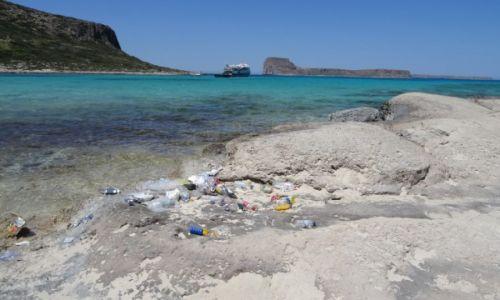 Zdjecie GRECJA / Kreta / Laguna Balos /