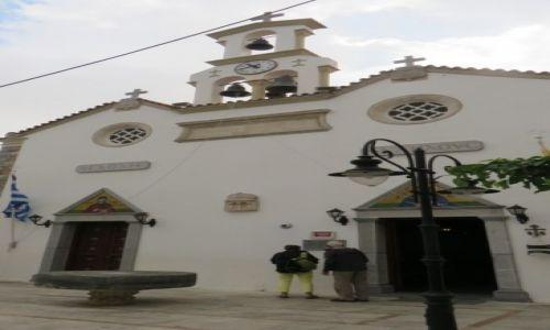 Zdjęcie GRECJA / Kreta / Mochos / kościół Zwiastowania NMP