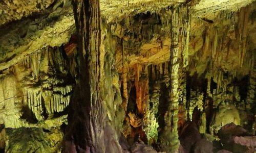 Zdjecie GRECJA / Kreta / Dikteo Andro - jaskinia Zeusa /  jaskinia Zeusa