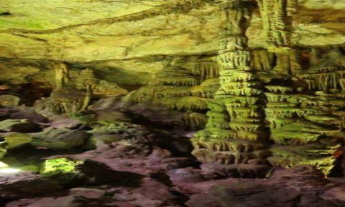 Zdjęcie GRECJA / Kreta / Dikteo Andro - jaskinia Zeusa / Jaskinia Zeusa