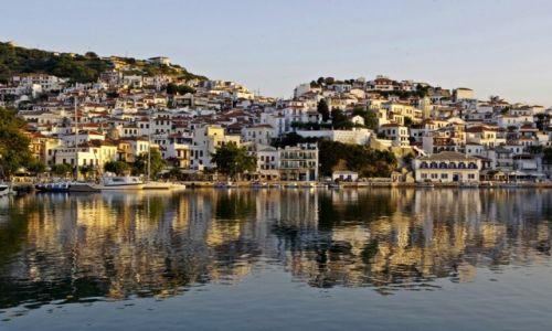 Zdjęcie GRECJA / Tesalia / Skopelos / Skopelos