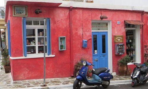 Zdjęcie GRECJA / Kreta / Agios Nikolaos / kreteńska architektura