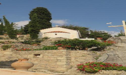 Zdjecie GRECJA / Kreta / Trasa Heraklion - Faistos / żeński klasztor