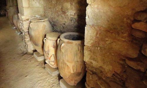GRECJA / Kreta / Fajstos / minojskie pitosy