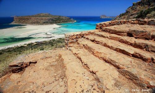 Zdjęcie GRECJA / Kreta / Balos / Kreta, Balos