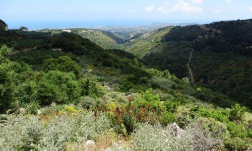 Zdjęcie GRECJA / Kreta / okolice Rethimnonu / kreteńskie pejzaże