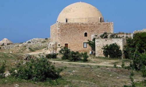 Zdjęcie GRECJA / Kreta / Rethimnon / twierdza wenecka