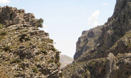 Zdjęcie GRECJA / Kreta / wąwóz Kourtaliotiko / wąwóz Kourtaliotiko