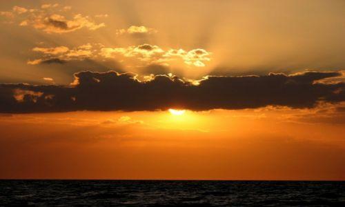 Zdjecie GRECJA / morze Egejskie / gdzieś na morzu / Zachód