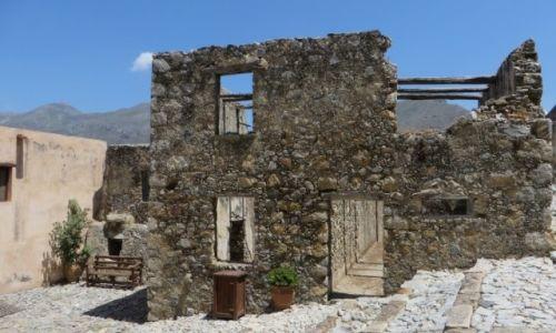 Zdjecie GRECJA / Kreta / klasztor Preveli / klasztor Kato Preveli