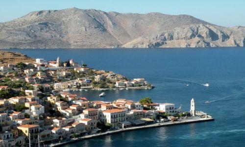 Zdjecie GRECJA / Morze Egejskie / Dodekanez / Simi
