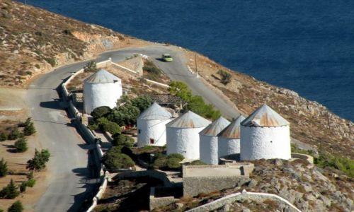 Zdjecie GRECJA / Morze Egejskie / Dodekanez / Leros
