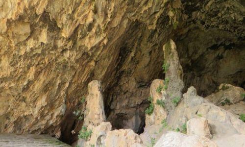 Zdjęcie GRECJA / Kreta / wąwóz Topolia / grota Agia Sofia