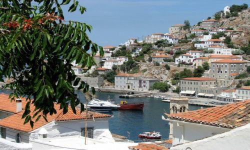 Zdjecie GRECJA / Morze Egejskie / blisko Peloponezu / Hydra