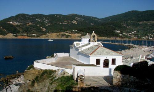Zdjęcie GRECJA / Morze Egejskie / Sporady / Skopelos