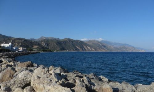 Zdjęcie GRECJA / Kreta / Kreta Zachodnia / południowe wybrzeże Krety