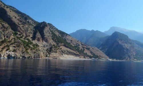 Zdjęcie GRECJA / Kreta / Kreta Zachodnia / wybrzeże południowo - zachodnie
