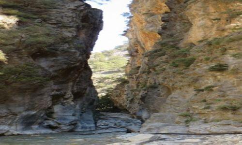 Zdjęcie GRECJA / Kreta / wąwóz Samaria / Żelazne Wrota