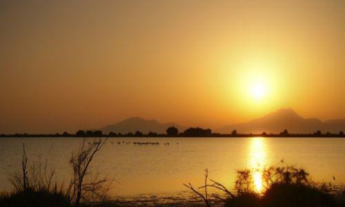Zdjecie GRECJA / Kos / Tigaki / Grecja. Słone jezioro Alikis.